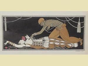 Designs on the Dances of Vaslav Nijinsky Foreword by Francis de Miomandre: BARBIER GEORGE