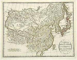 L'Impero della China e l'impero del Giappone: BORGHI BARTOLOMEO.