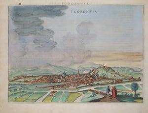 Florentia.: HONDIUS JODOCUS.