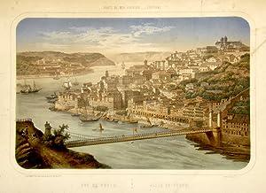 Vue de Porto - Vista do PÙrto: DEROY ISIDORE LAURENT