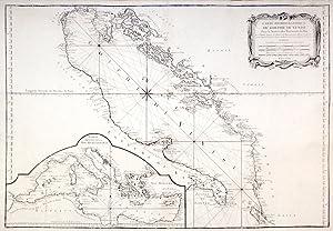 Carte hydrographique du Golphe de Venise.: BELLIN JACQUES NICOLAS.