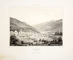 Cavalese in Val di Fiemme.: ARMANI BASILIO.