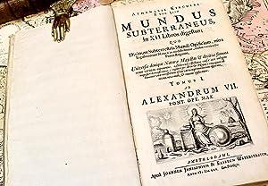 Mundus subterraneus, In XII libros digestos; quo: KIRCHER ATHANASIUS