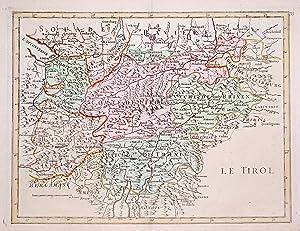 Le Tirol.: LE ROUGE GEORGE LOUIS.