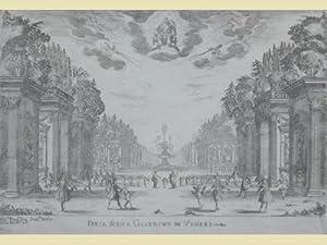 Terza scena Giardino di Venere: DELLA BELLA STEFANO