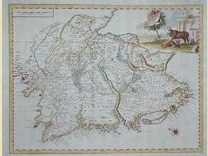 Carta geografica dell'Istria.: SALMON TOMMASO.