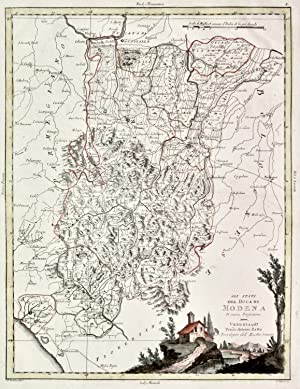 Gli Stati del Duca di Modena: ZATTA ANTONIO