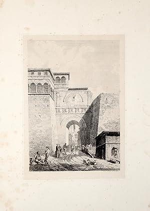 Porte antique a Perugia: TOUDOUZE G. (?)