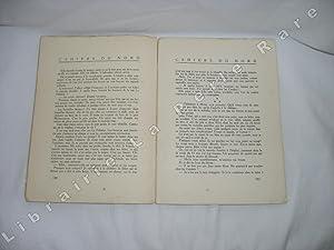 Cahiers du Nord 1939 n° 2 et 3 consacrés à Georges Simenon.: Collectif]