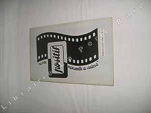 Positif. Revue mensuelle de cinéma. Juillet-août 1952, n°3.