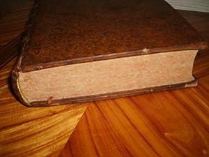 Les oeuvres de TACITE de la traduction de Nicolas PERROT Sieur d'ABLANCOURT.: TACITE (Tacitus ...