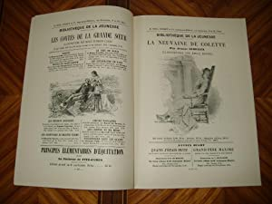 Livres d'étrennes 1896. Littérature - Histoire - Voyages - Piété - Beaux-Arts. Librairie ...