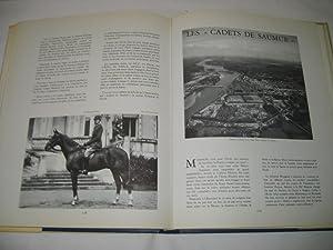 SAUMUR Historique de l'Ecole d'Application de l'Armée Blindée et de la Cavalerie.: ...