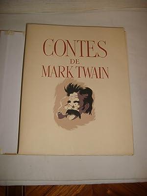 12 contes.: TWAIN (Mark)