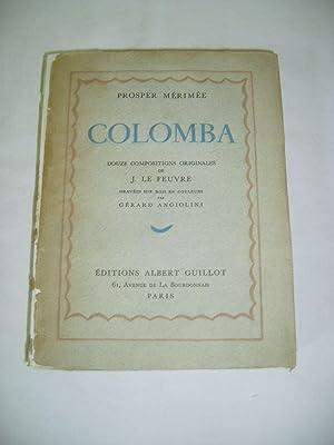 Colomba.: MERIMEE (Prosper)