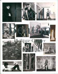 Cecil Beaton photographies 1920-1970: Garner, Philippe; Alan