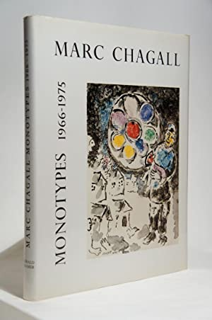 Marc Chagall : Monotypes II, 1966-1975.: LEYMARIE (Jean), CRAMER