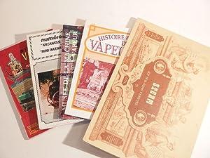 MODELISME. Lot de 16 titres : Becher & Reiche, Evolution technique des trains jouets 1880-1930 ...