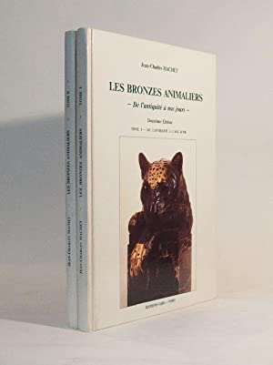 Les bronzes animaliers, de l'antiquité à nos: HACHET (Jean-Charles)