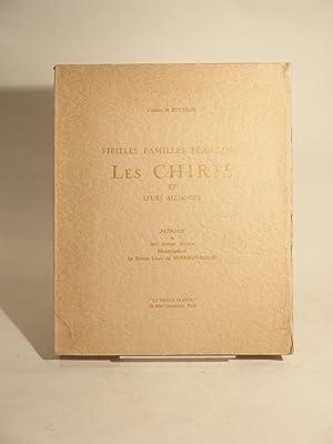Vieilles familles françaises : Les Chiris et: PUYMEGE (Comte de),