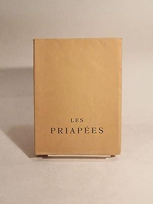 Les Priapées. Traduites du latin par A.: T'SERSTEVENS, GORVEL (Georges),