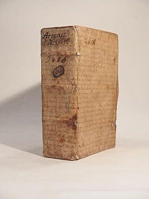 Ioannis Barclaii Argenis. Editio III.: BARCLAY (John, Jean)