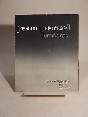 Jean Perzel : Luminaires.: JEAN PERZEL