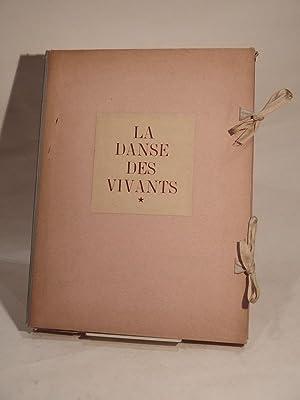 La Danse des Vivants. Relevés trimestriels : BRULLER (Jean, aka