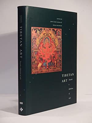 Tibetan Art. Towards a Definition of Style.: SINGER (Jane Casey),