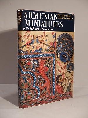 Armenian Miniatures of the 13th and 14th: KORKHMAZIAN (Emma), DRAMPIAN