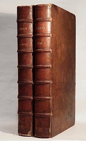 La Sainte Bible, qui contient le Vieux: DESMARETS (Samuel), ELZEVIER
