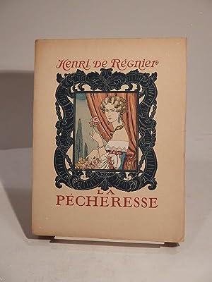 La Pécheresse. Illustrations de Georges Barbier.: REGNIER (Henri de),