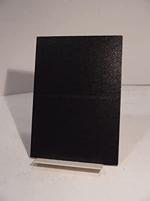 Sol Lewitt Flat and Glossy Black: LEWITT (Sol)