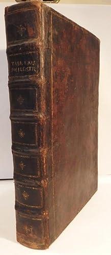 Les Images ou tableaux de Platte peinture: PHILOSTRATE (Flavius), VIGENERE