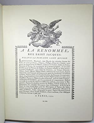 Histoire du papier peint en France by FOLLOT (Charles), CLOUZOT (Henri)   Chez les libraires ...