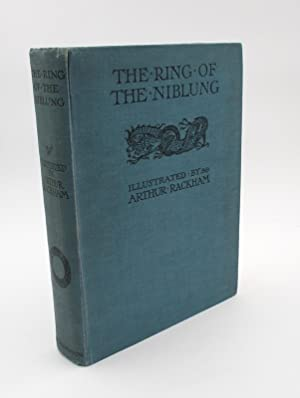 The Ring of the Niblung. A Trilogy: RACKHAM (Arthur), WAGNER