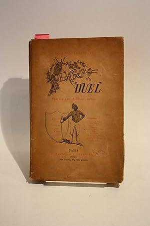 L'Art du Duel. Préface par Aurélien Scholl.: TAVERNIER (Adolphe)