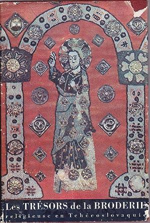 Les trésors de la broderie religieuse en: DROBNA, Zoroslava /