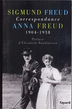 Correspondance, 1904-1938.: FREUD, Sigmund / FREUD, Anna