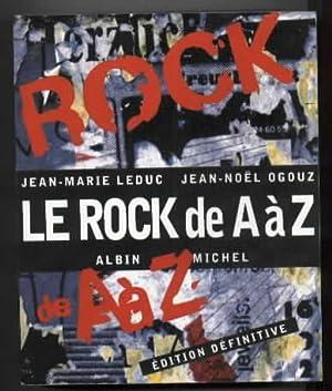 Le Rock de A à Z: LEDUC, Jean-Marie /