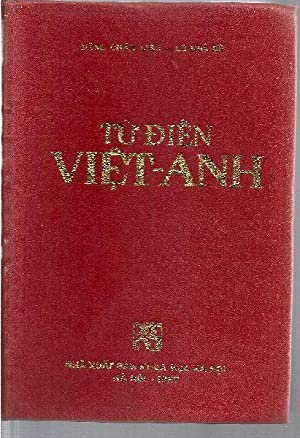 Tu Dien Viet-Anh. Vietnamese - English Dictionary.
