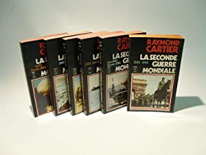La seconde Guerre mondiale (6 VOLUMES)