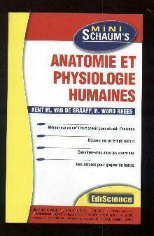 Anatomie et physiologie humaines: VAN DE GRAAFF,