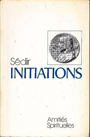 Initiations.: SÉDIR