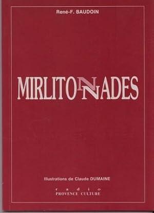 MIRLITONNADES: RENE F. BAUDOIN