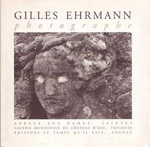 GILLES EHRMANN PHOTOGRAPHE: MERCIE JEAN-LUC (texte