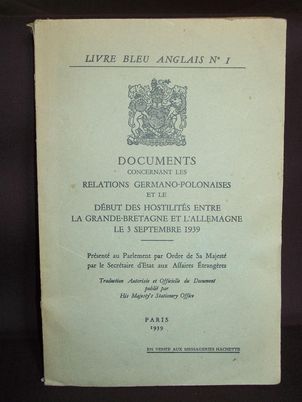 Documents Concernant Les Relations