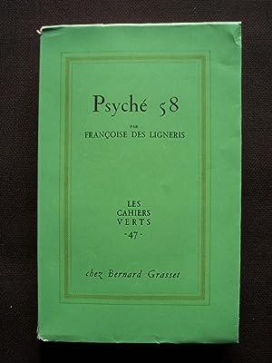 Psyché 58: Françoise Des Ligneris