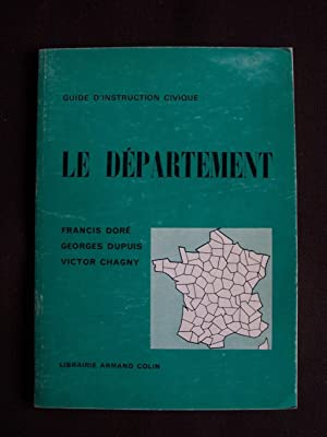 Guide d'instruction civile - Le département