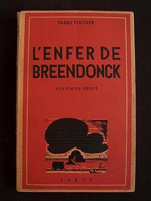 L'enfer de Breendonck: Frans Fischer